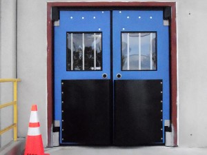 The Door Company Offers An Array Of High Traffic Doors