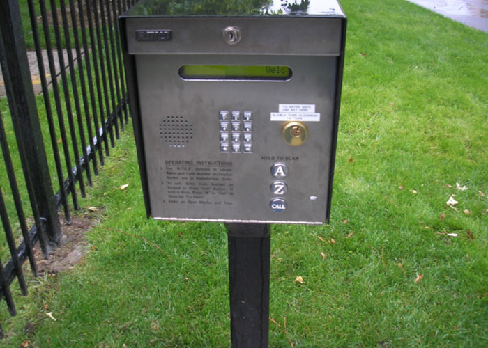 Gate Access Controls The Door Company