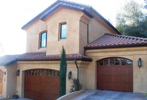 Wood & Composite Garage Doors