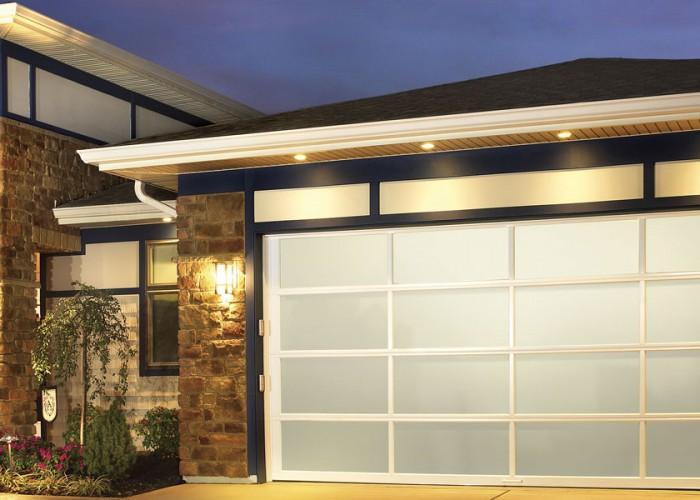 Aluminum Amp Glass Garage Doors The Door Company